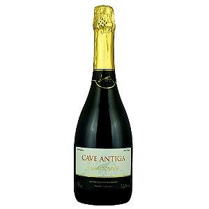 Espumante Brut Chardonnay Champenoise Cave Antiga