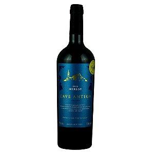 Vinho Merlot Cave Antiga