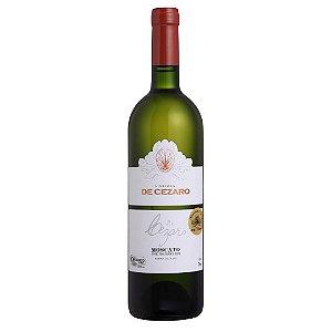 Vinho Orgânico Moscato Fermentação Natural De Cezaro