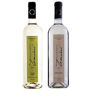 Linha de Vinhos Moscato Tonini