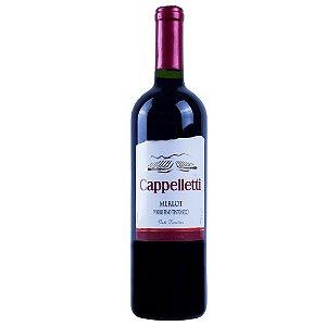 Vinho Merlot Cappelletti