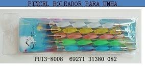 Kit com 5 Boleador Duplo