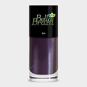 Esmalte Bella Brasil bonito Metalizado