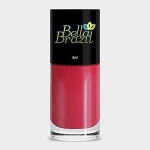 Esmalte Bella Brasil Rio Branco Coleção Cremosos