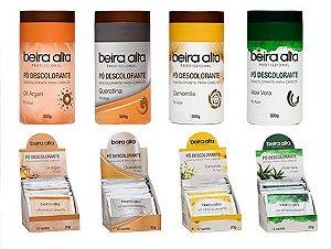 Pó descolorante Beira Alta 300 Gramas Uso Profissional (Disponível Camomila e Alôe e Vera) Foto Ilustrativa
