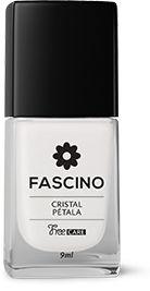 Esmalte Fascino 3 Free Cristal