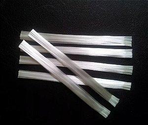 Fibra de Vidro Esterilizadas Fininhas, Faz 2 Unhas Cada Fibra Caixa com 50