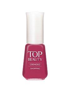Esmalte Top Beauty Cremoso Shoping