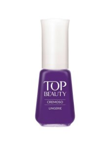 Esmalte Top Beauty Cremoso Lingerie