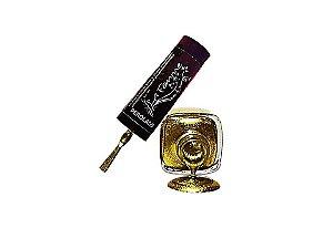 Esmalte Lafemme Perolado Dourado
