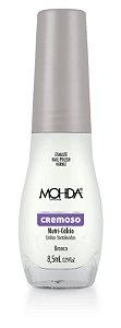 Esmalte Mohda Cremoso Branco