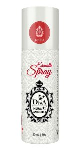 Esmalte em Spray Diva Bruna