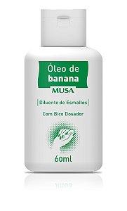 Oleo de Banana musa 60 ml
