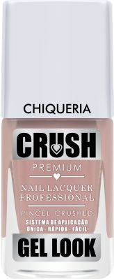 Esmalte Crush Gel Look Chiqueria