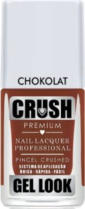 Esmalte Crush Gel Look Chocolat