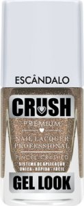 Esmalte Crush Gel Look Cristal Scandalo