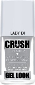 Esmalte Crush Gel Look lady di