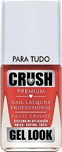 Esmalte Crush Gel Look Para Tudo