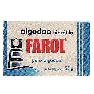 Algodão Farol Caixa - 50 G