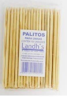 Palito com 100 und
