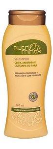 Nutriminas Shampoo Oliva 300ml
