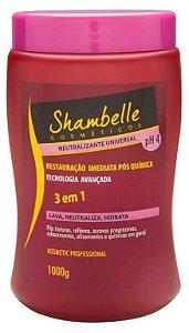 Shambelle Neutralizante Universal 3 em 1 1000g