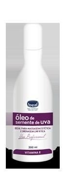 Ideal Óleo de Semente de Uva (Vitamina E) - 300ml