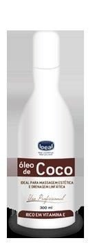 Ideal Óleo de Coco - 300ml