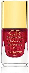 Esmalte Claudia Raia Red Peper