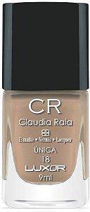 Esmalte Claudia Raia Nude Única