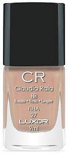 Esmalte Claudia Raia Nude Fina