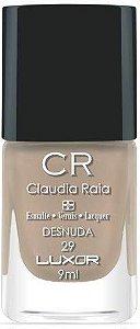 Esmalte Claudia Raia Nude Desnuda