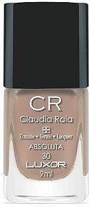 Esmalte Claudia Raia Nude Absoluta