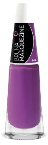 Esmalte Bruna Marquezine Cremoso Purpura