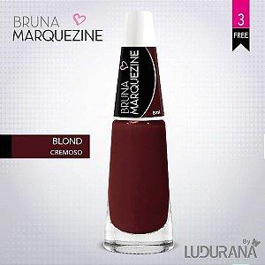 Esmalte Bruna Marquezine Cremoso Blond
