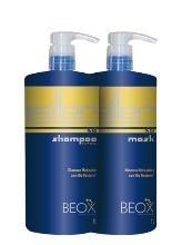Kit Beox Matizador Profissional Siller-Shampoo e Mascara 1 litro cada