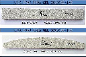 Lixa banana modelos 07110 07109 e a tradicional