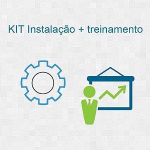 KIT Instalação + Treinamento