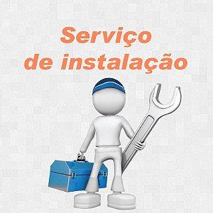 Serviço de instalação 1 CANAL - Gateway GSM