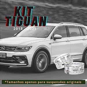 Volkswagen Tiguan (2018-2021) - Suspensão Original