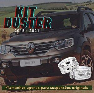 Renault Duster (2015-2021) - Suspensão Original
