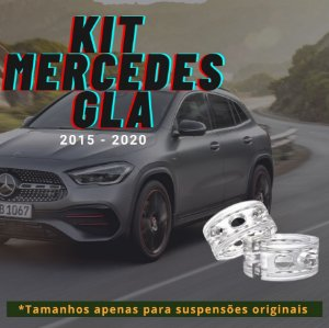 Mercedes GLA (2015-2020)  - Suspensão Original