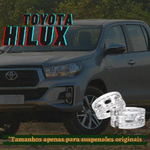 Hilux (2015-2020) - Suspensão Original