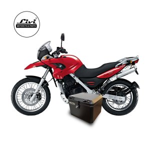 Top Case 43 litros - BMW G 650 GS