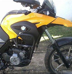 Protetor motor BMW G 650 GS ( com pedaleiras)