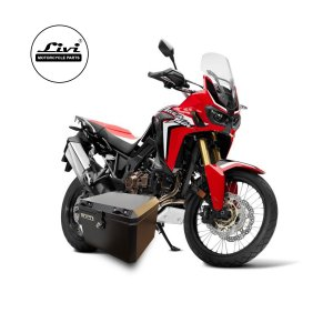 Top Case 43 Litros Honda CRF 1000L Africa Twin + Suporte.