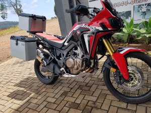 Top Case 43 Litros Honda CRF 1000L Africa Twin