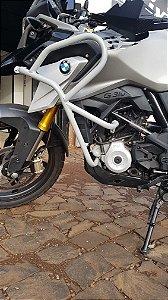 Protetor carenagem BMW G310GS!