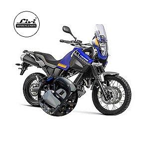 Protetor Motor Yamaha XT 660Z Ténéré (COM PEDALEIRAS)