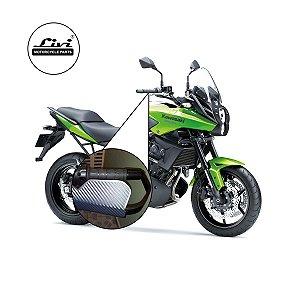 Protetor Mão Kawasaki Versys 650 até 2015 até 2015 normal.